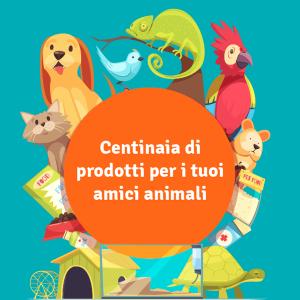 Prodotti per animali domestici